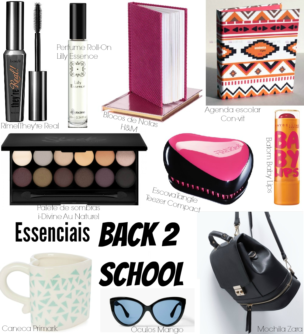 Essenciais Back 2 School