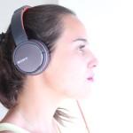 Headphones Sony: Voltei aos tempos de secundário