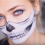Halloween: Tutoriais de maquilhagem