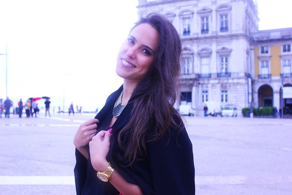 Street style na Moda Lisboa The Timers