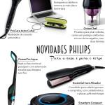 Novidades Philips (para a casa e para o corpo)
