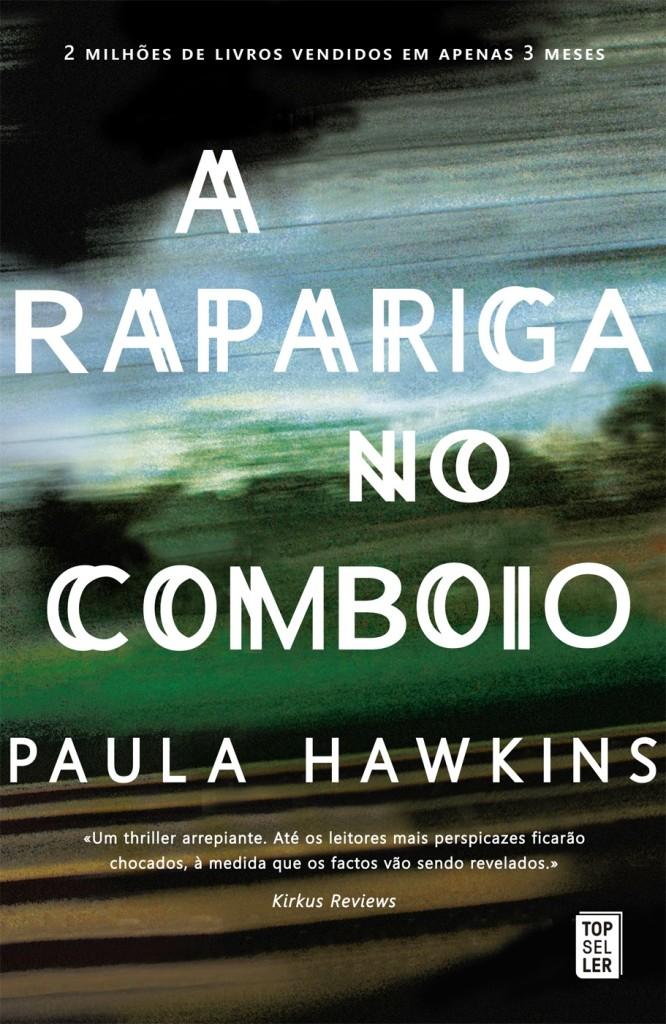 Livro - A Rapariga no Comboio