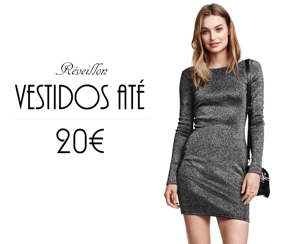 Réveillon - Vestidos até 20€