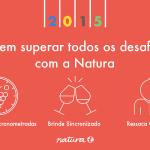 Saldos Natura 2015 até 70% (o urso perdeu a cabeça!)