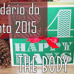 24, o último dia do Calendário do Advento The Body Shop
