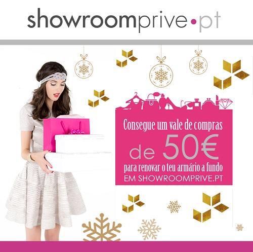 Vale de 50euros - Showroomprive (
