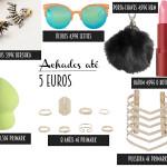 Miss Poupadinha: Achados até 5€