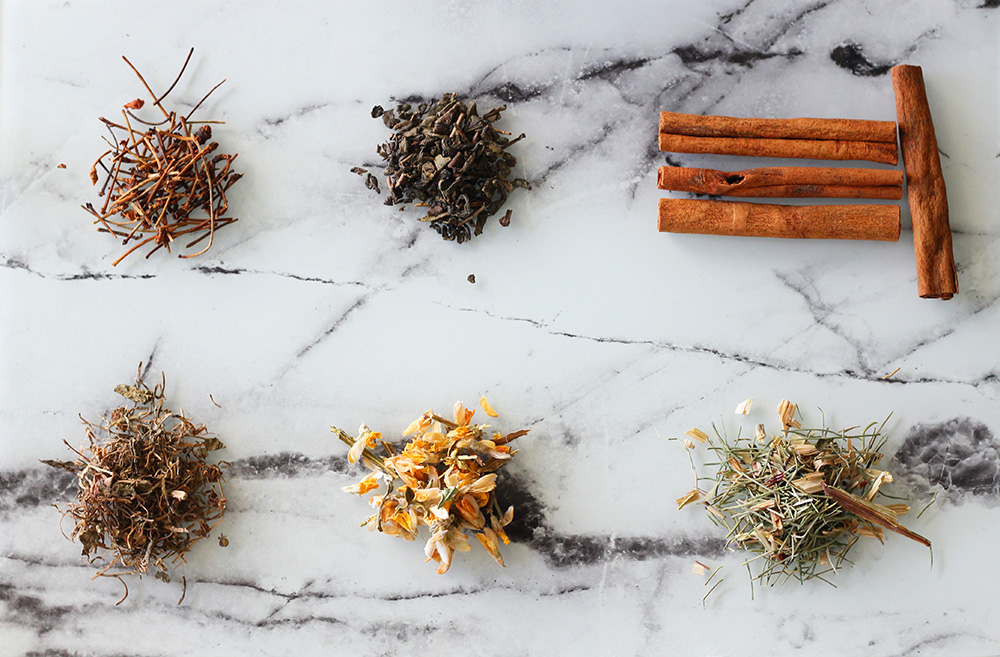 LBS Challenge Chás, sopas e saladas detox lillian barros