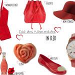Fifty Shades of Red – Dia dos Namorados em tons de vermelho