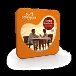 Pack de jantares românticos Odisseias | Sorteio Dia dos Namorados