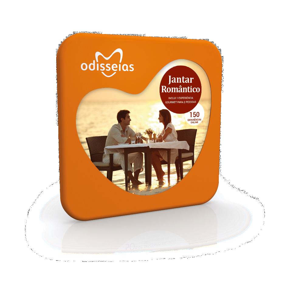 Pack Jantares Românticos Odisseias