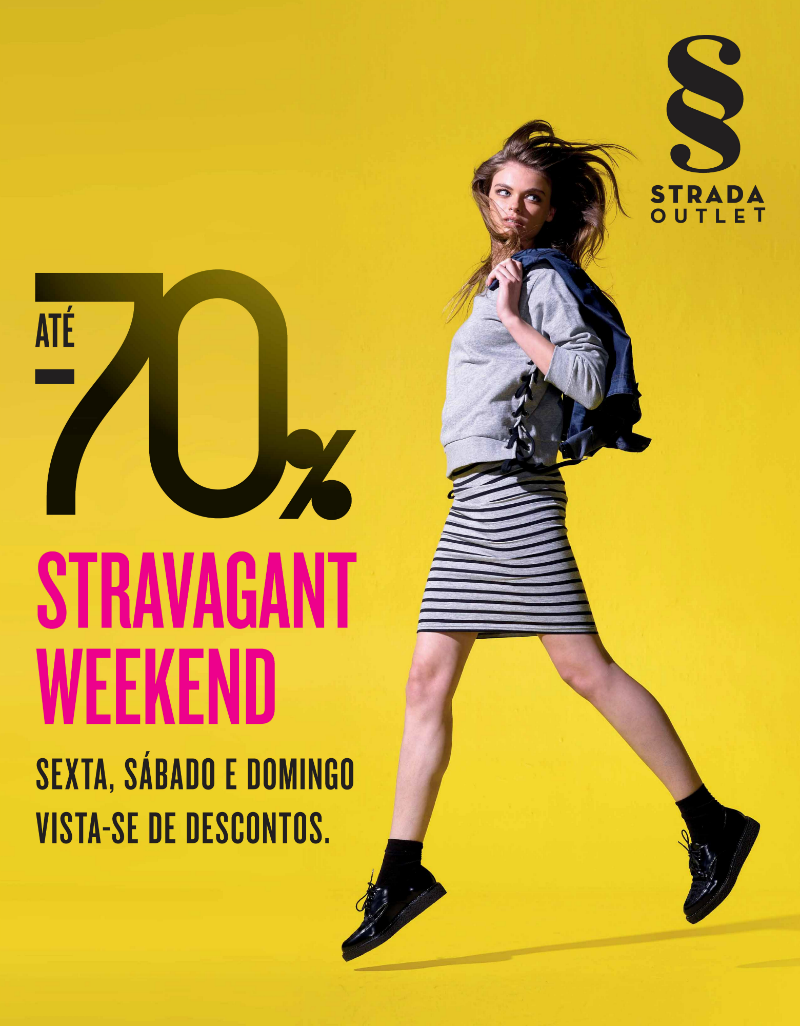 Strada Stravagant Weekend