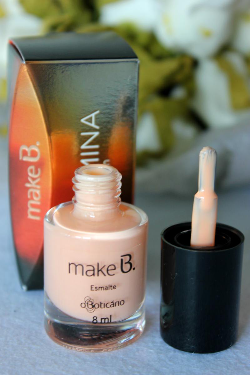 O Boticário - Make B. Lumina