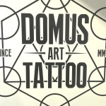 My first tattoo at Domus Tattoo Art