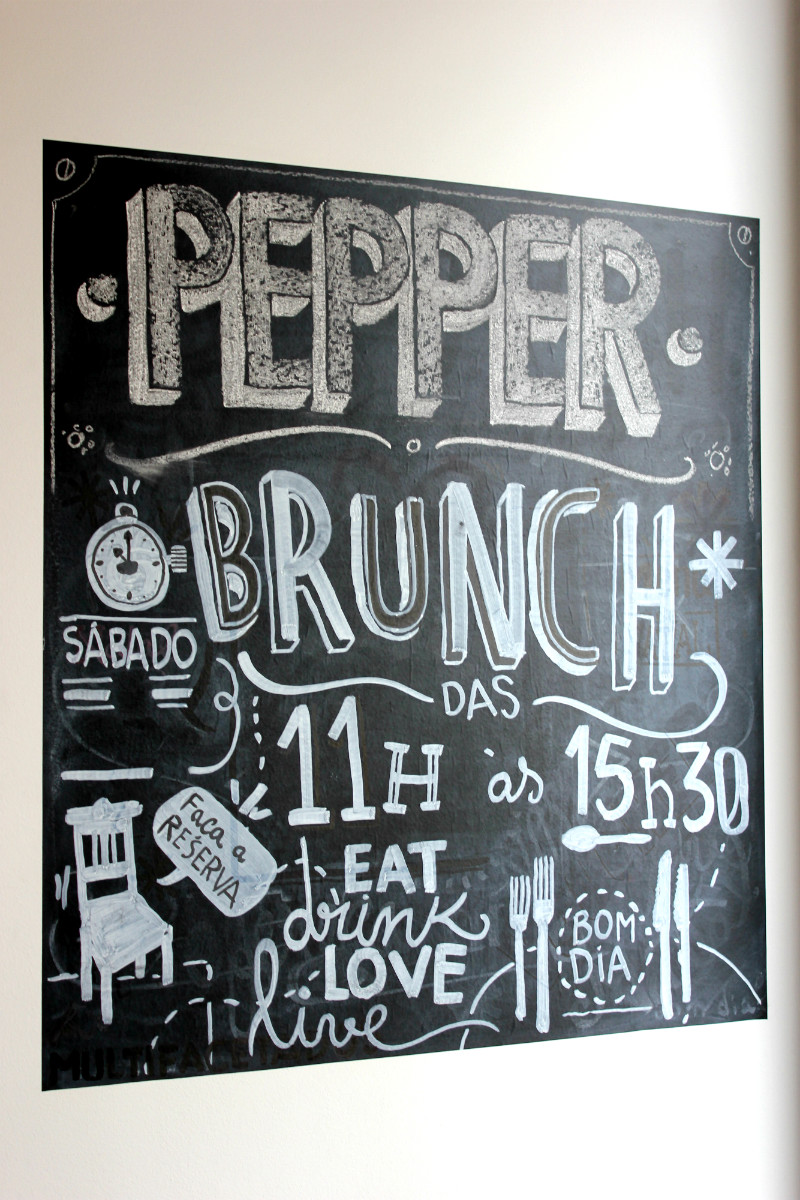 Brunch no Pepper Bistro Setúbal