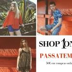 50€ para gastar na Shop1One online | Passatempo