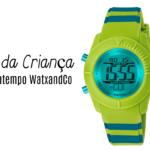 Dia da Criança: Ganha um relógio WaxtandCo