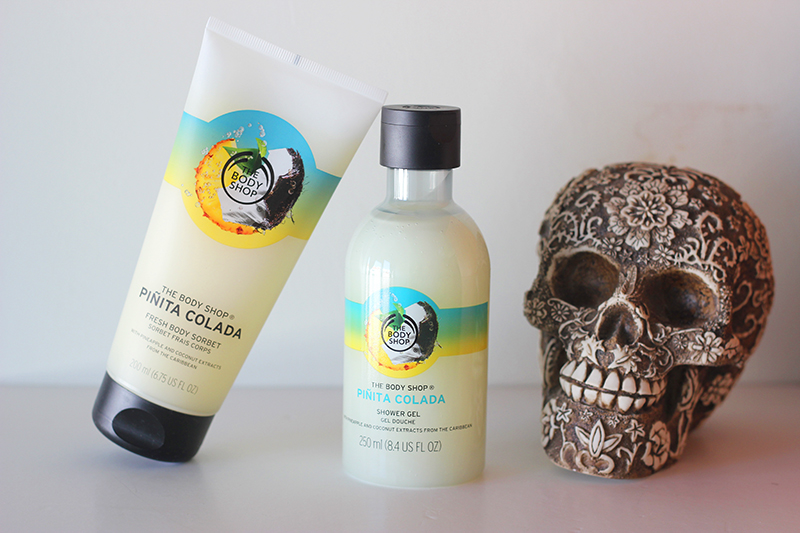 Piñita Colada The Body Shop review