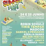 Tu é que sabes se queres ganhar 2 bilhetes duplos diários para o Sumol Summer Fest