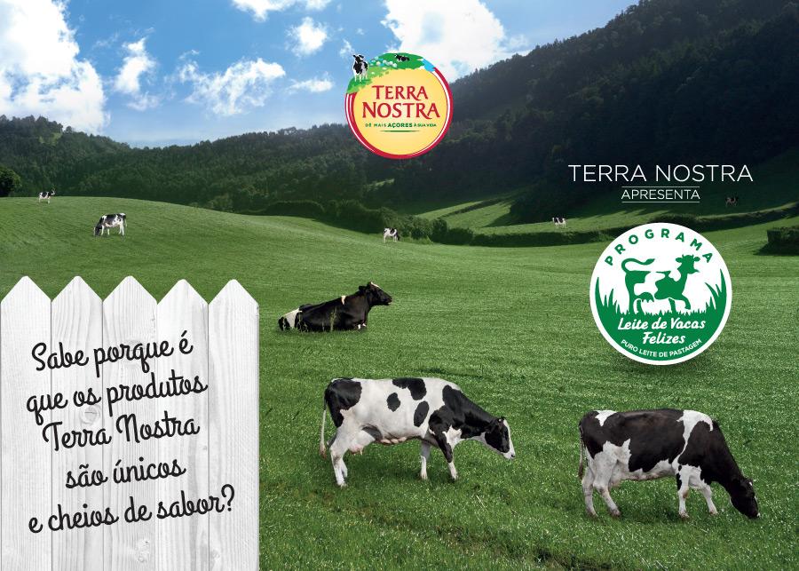 Programa Leite de Vacas Felizes