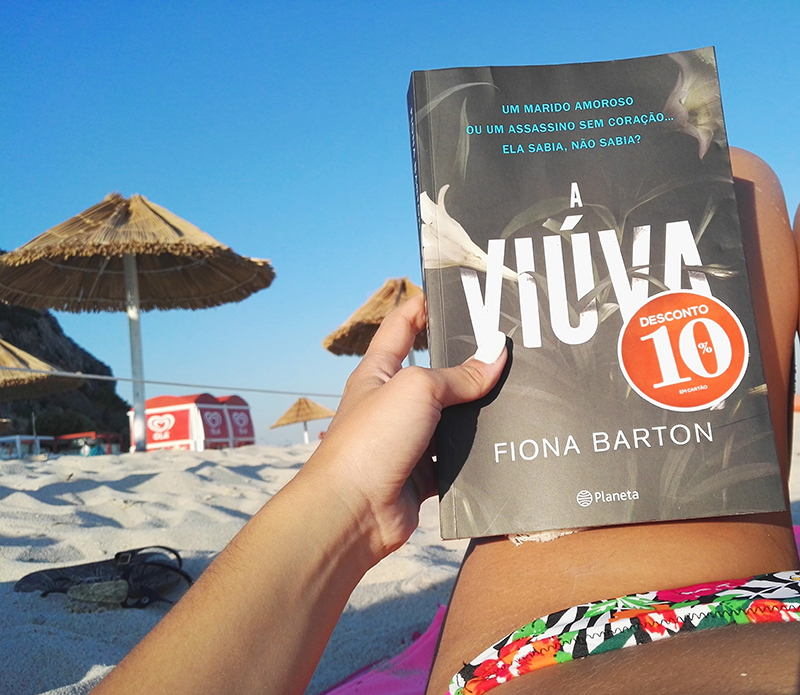 "Livro ""A Viúva"""