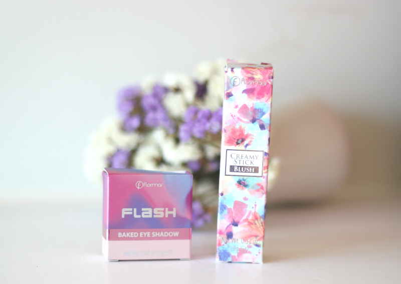 Flormar Blush e Sombra de olhos