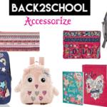Material Accessorize para o regresso às aulas | Back2School