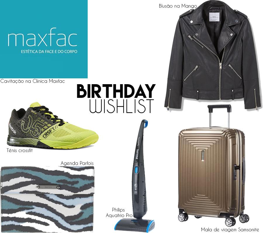 Birthday Wishlist 2