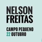 Queres ganhar um bilhete duplo para o concerto do Nelson Freitas?