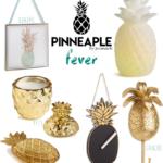 Pinneaple Fever: Decora a tua casa com ananases