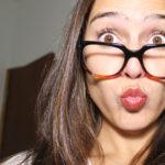 OMG: Voltei a usar óculos!