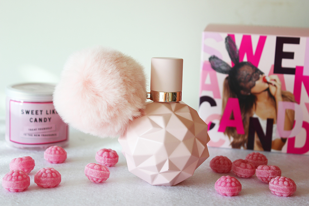 Ariana Grande perfume Sweet Like Candy