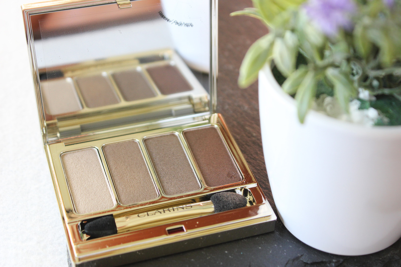 clarins Colour Eyeshadow Palette