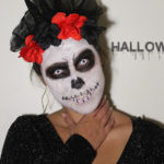 Halloween Makeup: Dia De Los Muertos