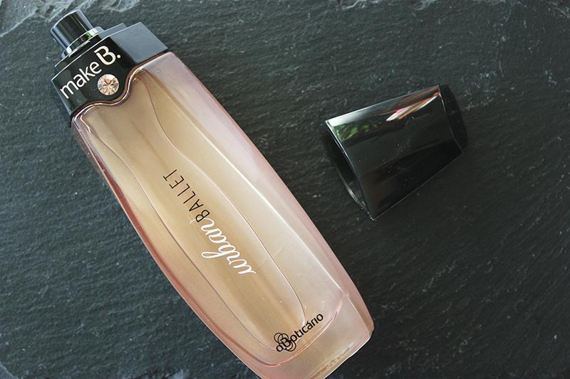 O Boticário Make B. Urban Ballet Perfume