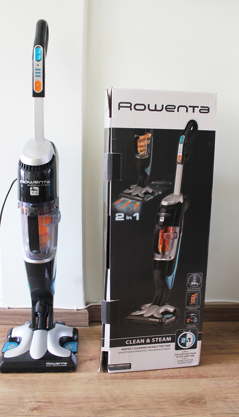 Rowenta Clean and Steam