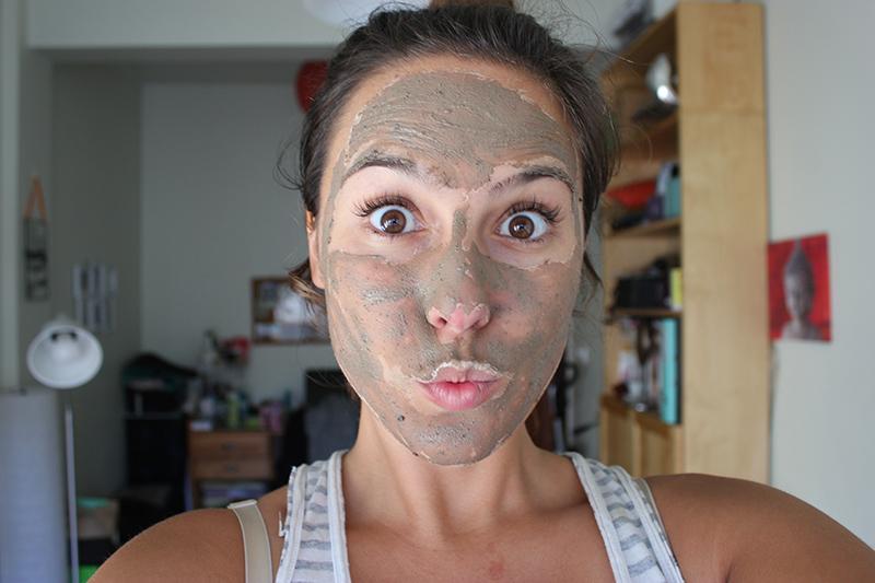 Máscara fresca The Body Shop