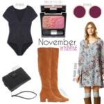 Wishlist de Novembro'16