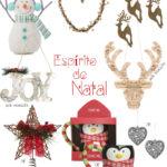Primeiras decorações de Natal by Primark