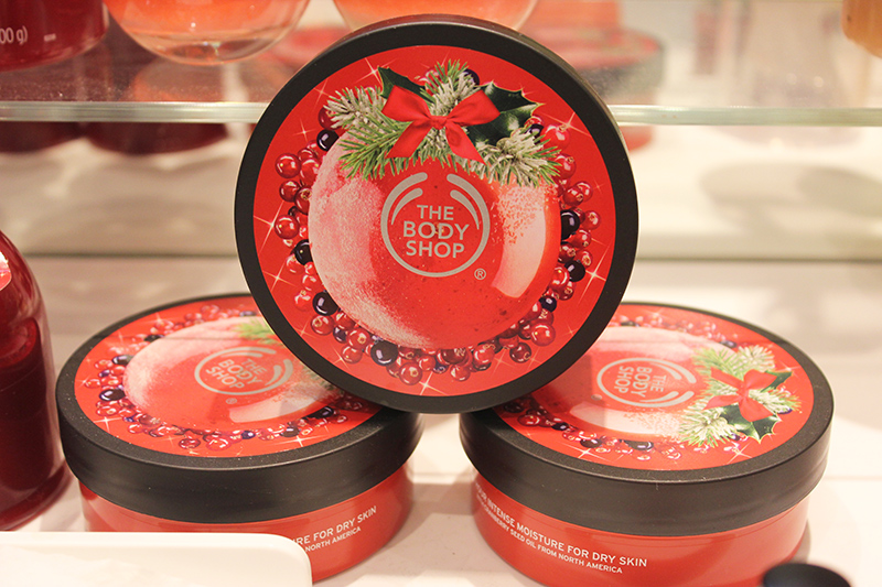 The Body Shop Natal 2016