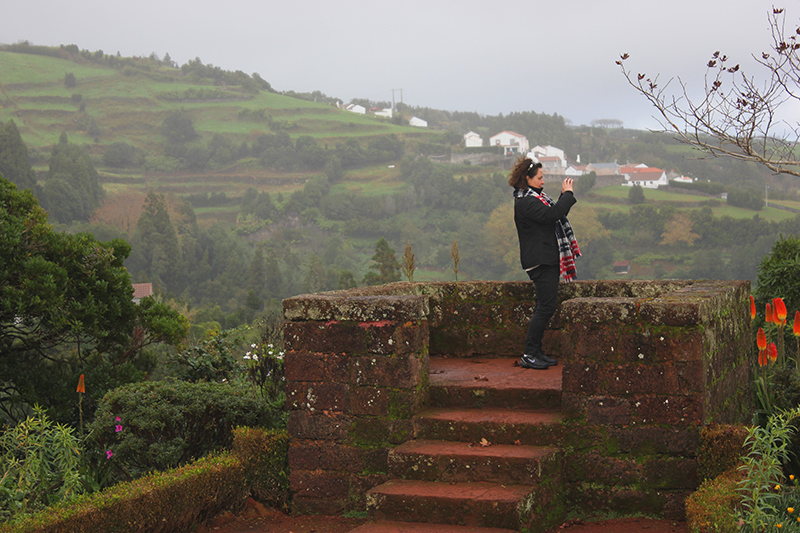 Açores Miradouro da Ponta do Sossego