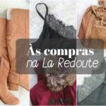Às compras na La Redoute