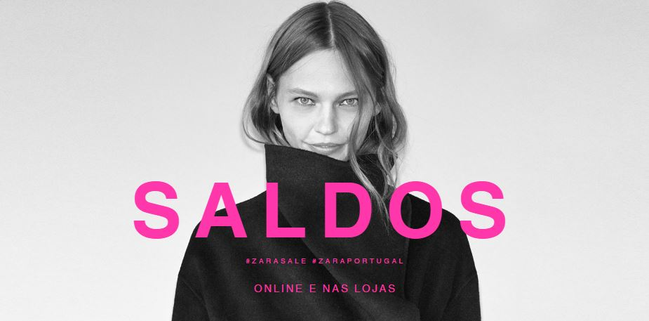 Zara Saldos 2016