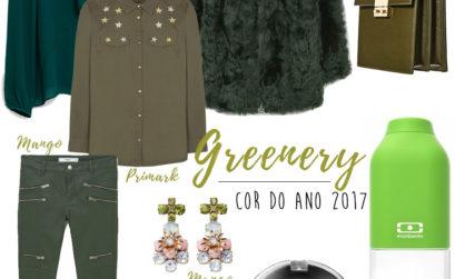Fashion in Greenery
