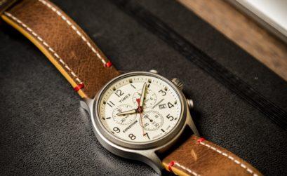 Timex Scout Chrono
