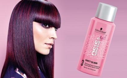 OSiS+ Soft Glam Laca de Brilho com Fixação Forte