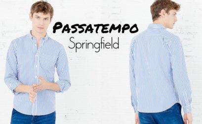 Passatempo camisa Springfield