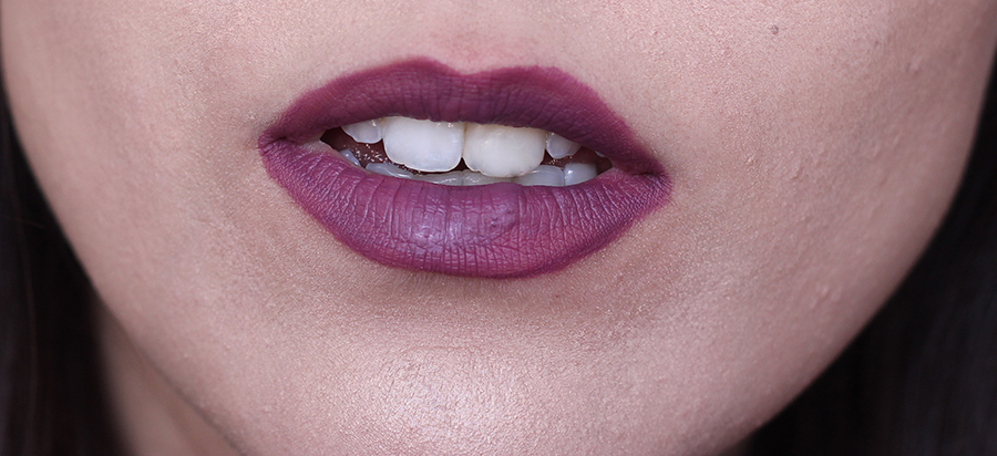Batom roxo Purple Lipstick Ebay