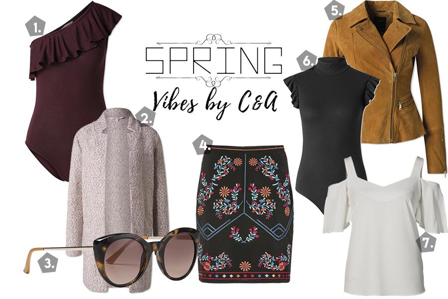 Primavera na C&A