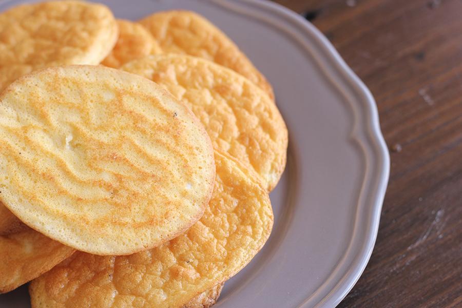 """Receita de Oopsies - o """"pão"""" delicioso sem hidratos de carbono"""